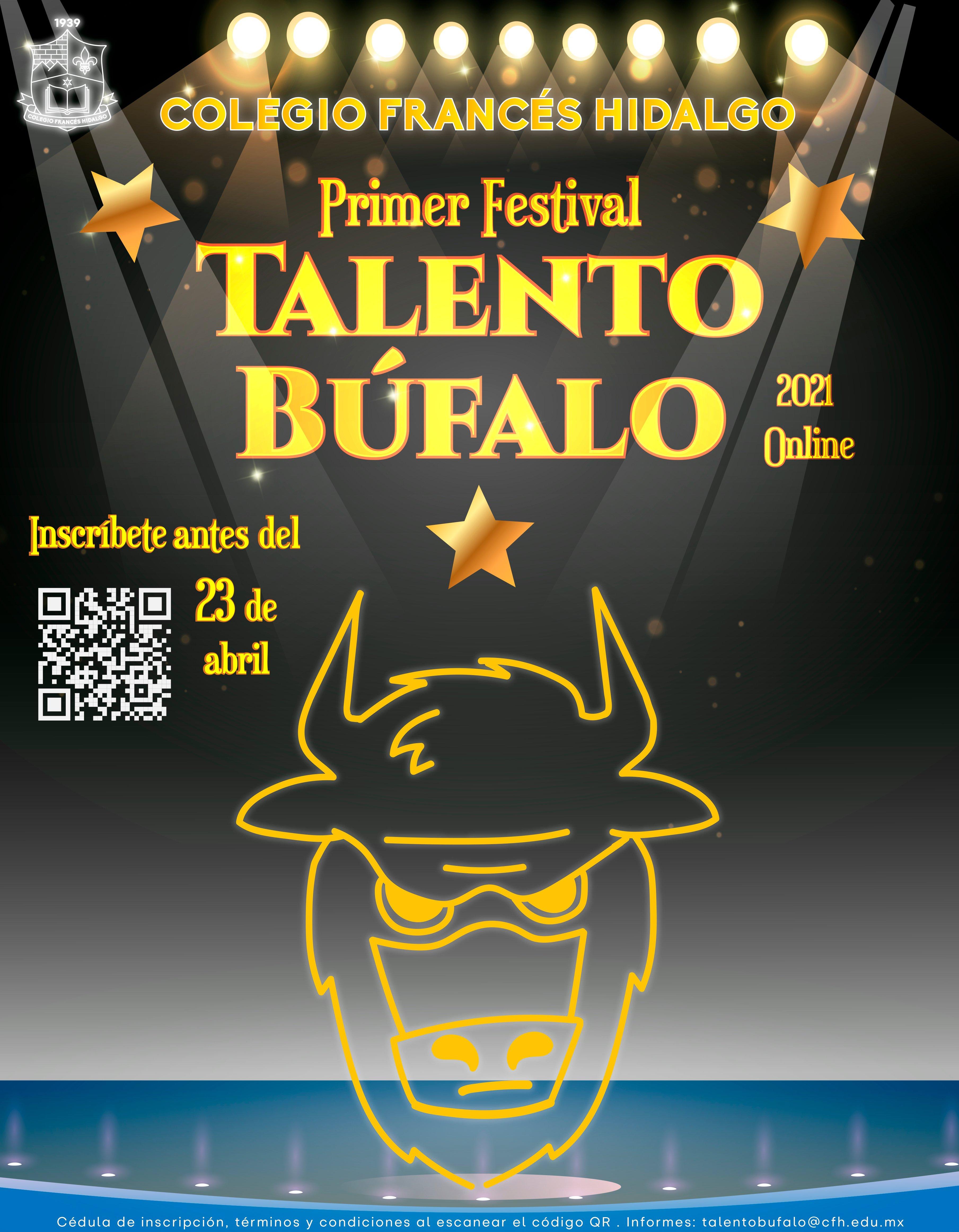 Talento Búfalo Final